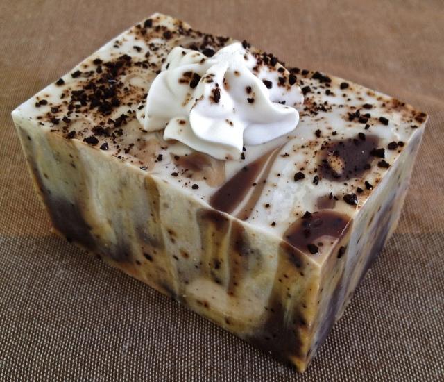 Turkish Mocha Latte soap